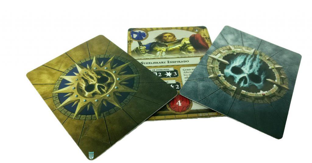 cartas mazos warhammer underworlds shadespire