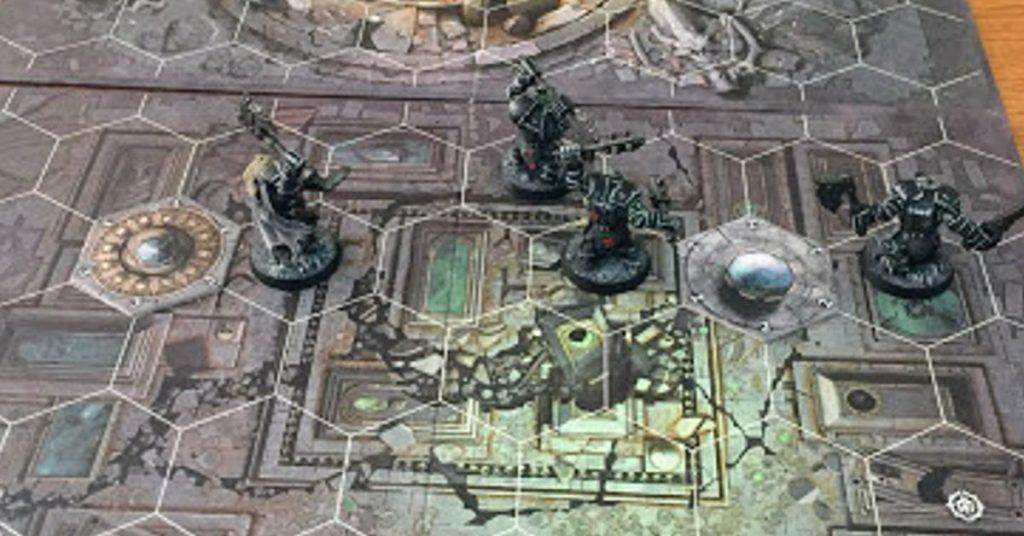 games workshop work shop shadespire warhammer underworlds under worlds de Ironskull
