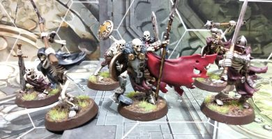 games workshop work shop shadespire warhammer underworlds under worlds guardia sepulcral tienda online comprar