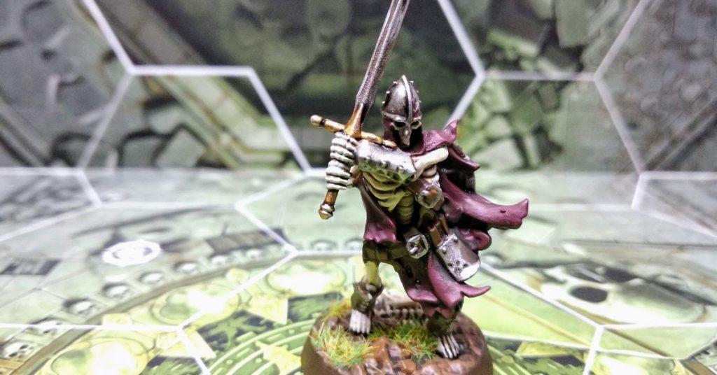 shadespire warhammer underworlds guardia espectral campeon
