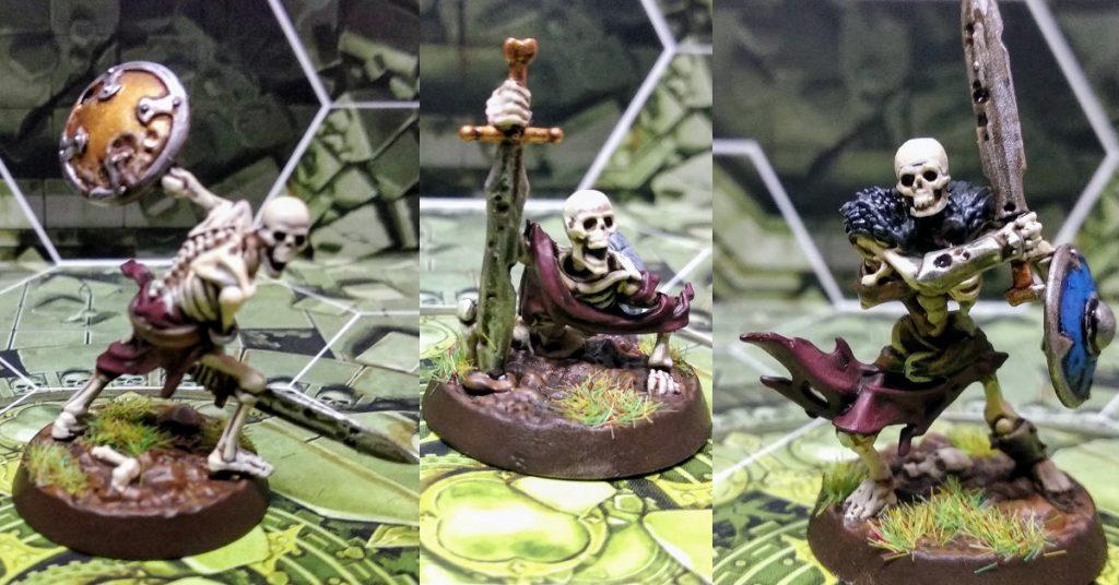 shadespire warhammer underworlds guardia espectral suplicantes