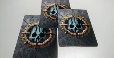 games workshop work shop shadespire warhammer underworlds under worlds cartas de ardid