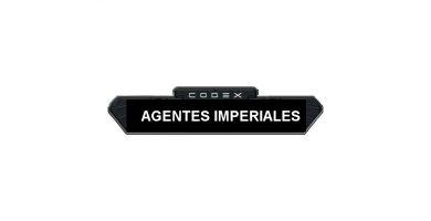 40K agentes imperiales