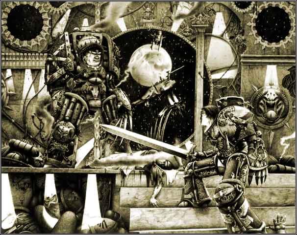 horus vs emperador