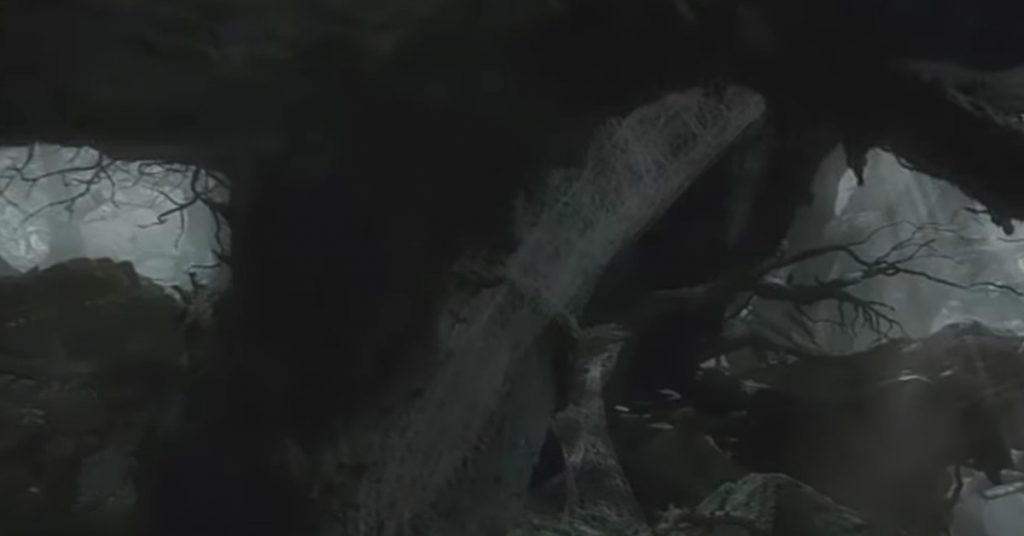 lotr el senor de los anillos bosque negro mirkwood