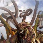 lotr el senor de los anillos kraken moria