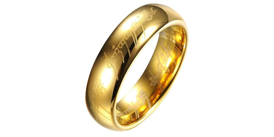 lotr esdla el senor de los anillos anillo unico