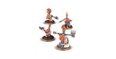 achas elegidas de Fjul-Grimnir enanos warhammer underworlds amazon