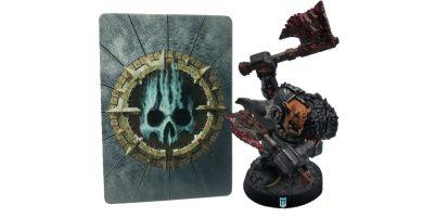 chicoz ironskull cartas mazos steelheart warhammer underworlds