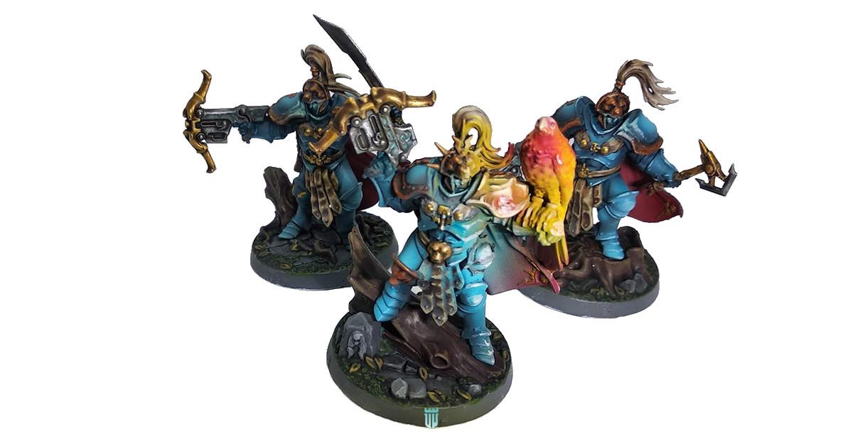 incursores raudos fast raiders warhammer underworlds shadespire nightvault