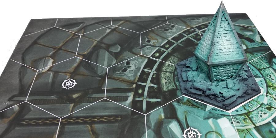 monumento 3d warhammer underworlds