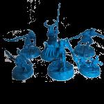 warhammer underworlds banda Ojos de los Nueve
