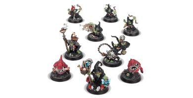 warhammer nightvault loz vazilonez de zarbag figuras