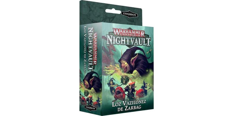 warhammer nightvault loz vazilonez de zarbag