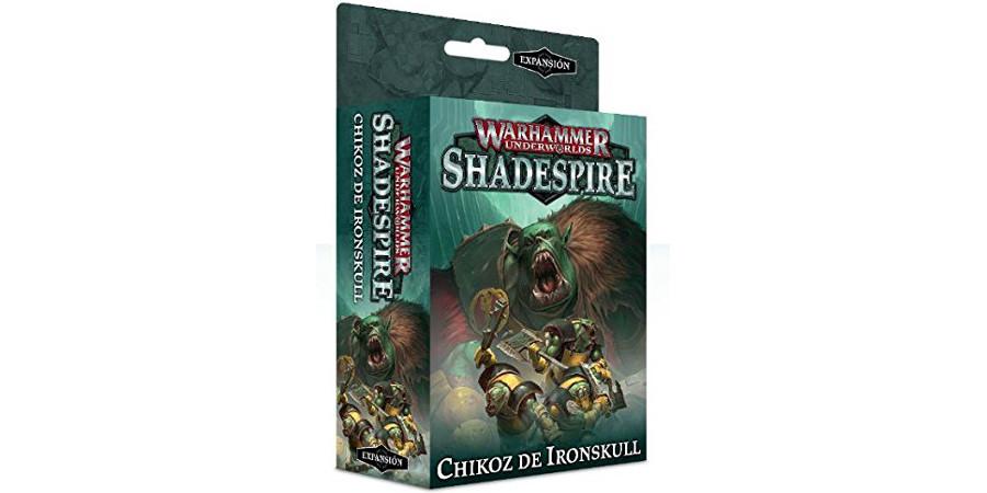 comprar chicoz maloz de ironskull warhammer shadespire nightvault barato precio gastos envio