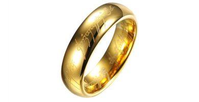 lotr esdla el señor de los anillos senor unico