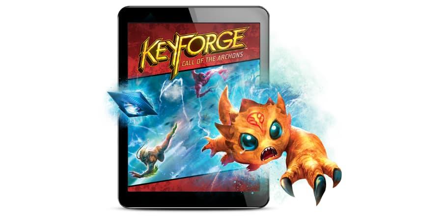KeyForge Master Vault la llamada de los arcontes call of the archons