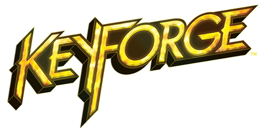 keyforge cartas juego magic
