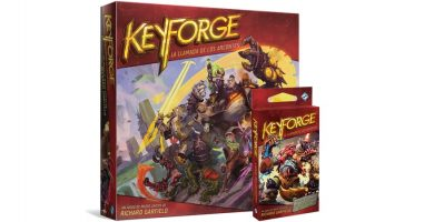 keyforge la llamada de los arcontes call of the archons richard garfield