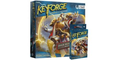 pack keyforge la edad de la ascension cartas