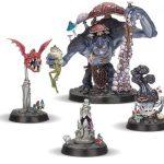 warhammer nightvault peña de mollog figuras