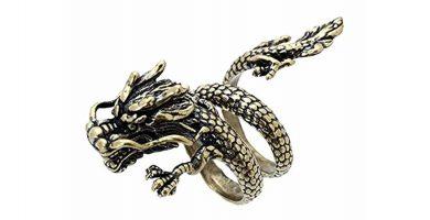 anillos de dragones chino dragon draco