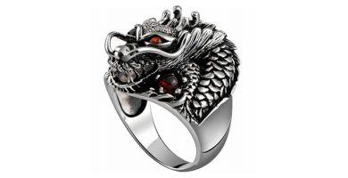 anillos de dragones dragon draco