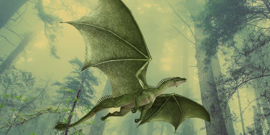 donde viven los dragones