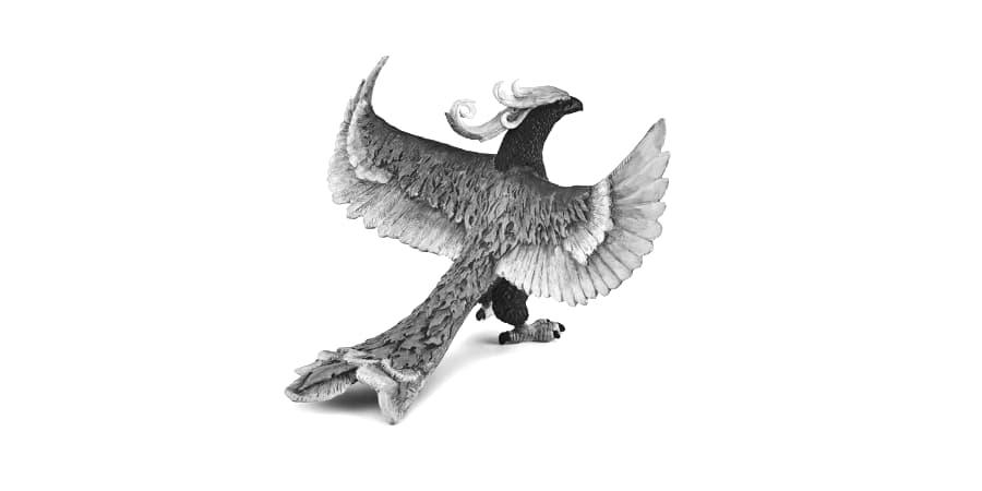 ave aves fenix pajaro de fuego