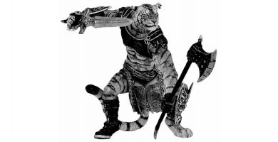 rakshasa hombre tigre