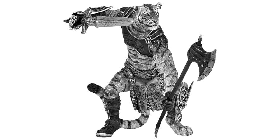 rakshasa hombre tigre mitologia