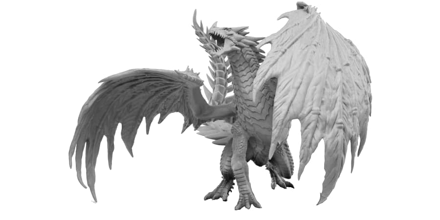guiverno wyvern dragon