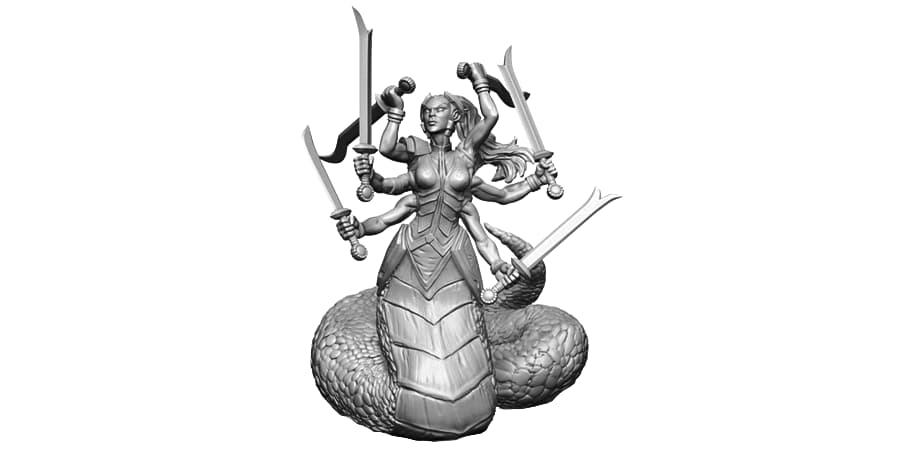 nagas naga ser mitologico