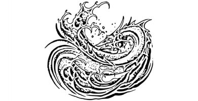 seres mitologicos acuaticas
