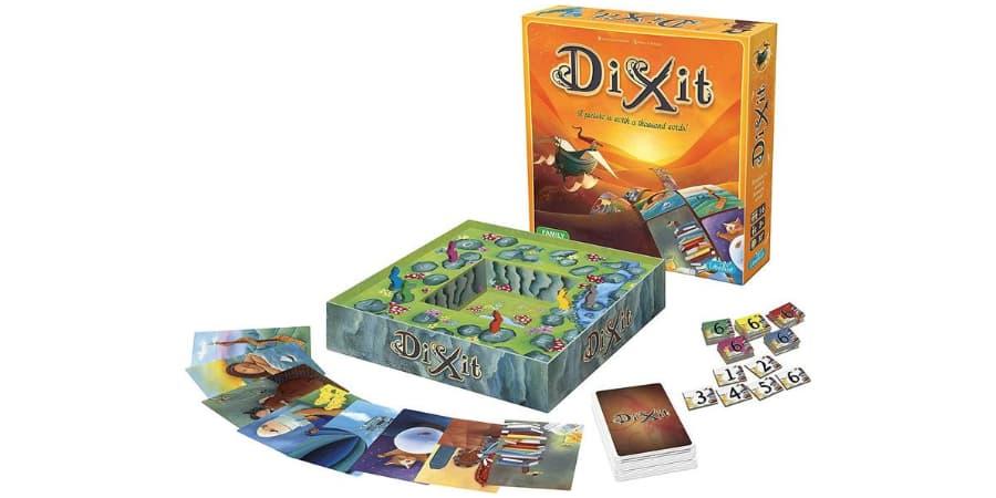 dixit juego de mesa cartas expansion